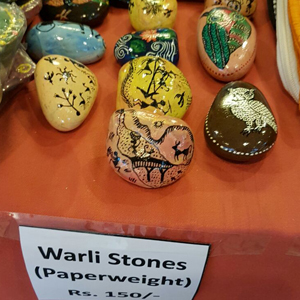Stone Paperweight