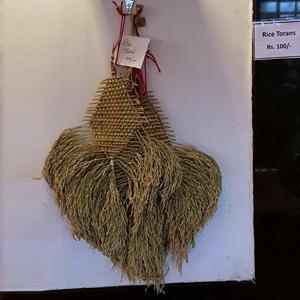 Rice Torans