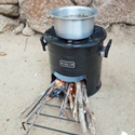 Smokeless stoves
